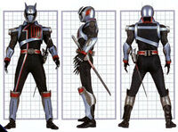 SPD Shadow Ranger Form