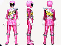 Pink Dino Charge Ranger Form