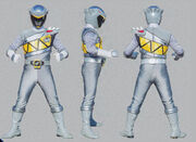 Graphite Dino Charge Ranger Form2