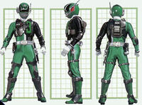 SPD Green Ranger Swat Mode