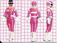 Pink Space Ranger Form