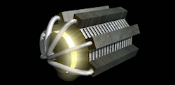 Fluxed matter shield gen 250
