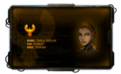 Character-box-galaxy-on-fire-2-dr-carla-paolini-scientist-genius-professor