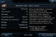 Maxheat o20 info page