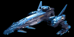 Ship blue fyre 250
