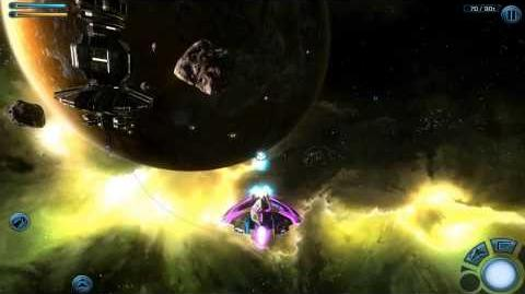 Galaxy on Fire 2 - Supernova - 4 Gamma Shield II