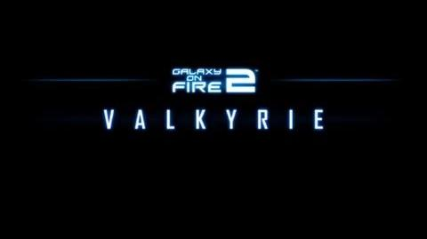 Valkyrie - Galaxy on Fire 2 add-on for iPhone and iPad by FISHLABS - Teaser HD