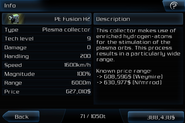 Pe fusion h2 pc info page sd