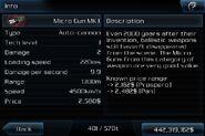 Micro gun mk1 info page