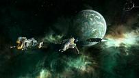 Cormorant's taking place Taipan on reaching Waypoint (Moonsprocket)