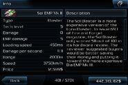 Sol emp mk2 info page