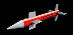 Weapon edo missile 250