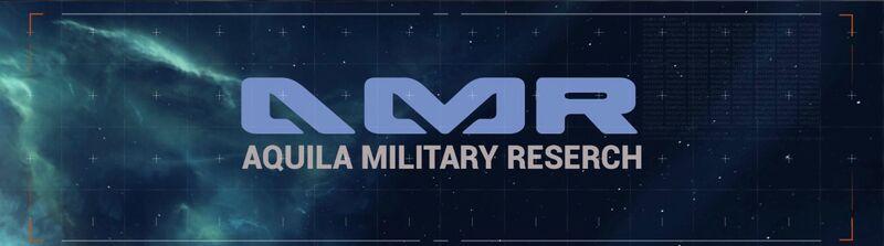 AMR Banner