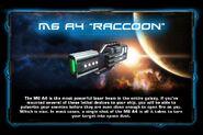 M6A4RacconGuide