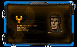 Character-box-galaxy-on-fire-2-roger-baffour-sci-fi-space-pilot-hero-veteran