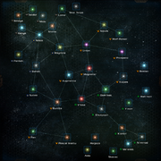 Gof2 supernova map
