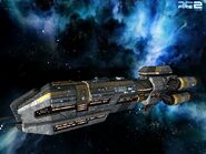 Terran battle cruiser
