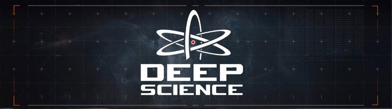 DeepScience Banner