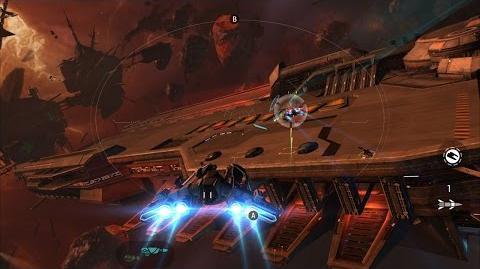 Galaxy on Fire 3 - Manticore (gamescom 2016 Trailer)