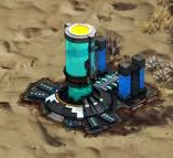 He3 extractor