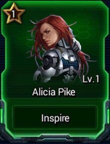 Alicia Pike