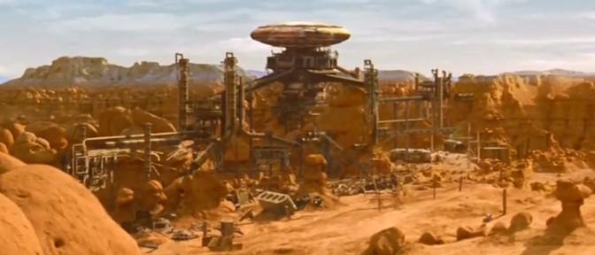 Mining-facility