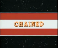 Chained titlecard