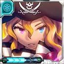 Vulpes, Pirate Princess thumb