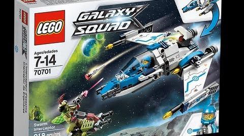 "Joev's Infallible Reviews - ""Galaxy Squad"" - 70701 Swarm Interceptor"