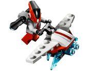 0008650 LEGO Galaxy Squad Hive Crawler 70708