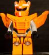 Orange Robot 1