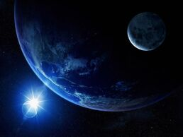 Blue Planet Earth