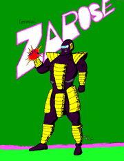 General Zarose