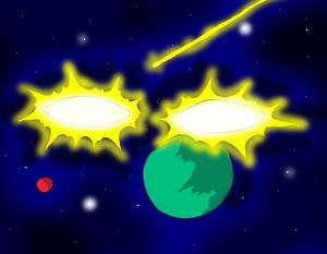 Cosmos god