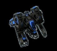 Hellcat Squadron Strider Walker
