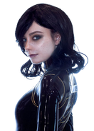 Miranda lawson mass effect by alienorihara-db7uo1r - Cropped