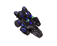 Hellcat Squadron Flamer ATV