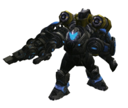 Hellcat Squadran Gauss Trooper