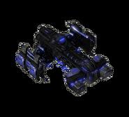 Hellcat Squadron Tizona Battlecruiser