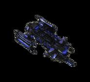 Hellcat Squadron Durandal Battleship