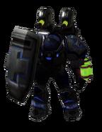 Hellcat Squadron Medic