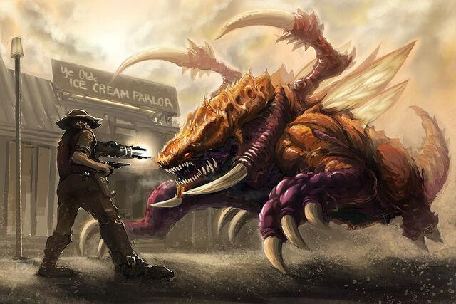 File:Cowboy and zerg by talonhardin-d5yeliz.jpg