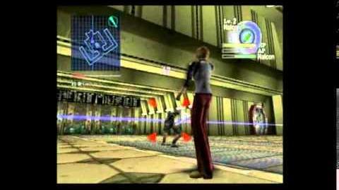 Galerians Ash - Hard Mode Boss 7 - Parano Robots Nalcon LV2 Breakaron LV2 No Damage