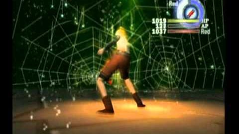 Galerians Ash - Hard Mode Boss 2 - Spider - No Damage Red LV1