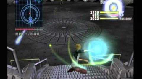 Galerians Ash - Hard Mode Boss 5 - Ash - Stair Trick - No Damage Bustanor LV1