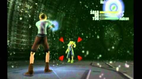 Galerians Ash - Hard Mode Boss 2 - Spider - No Damage Nalcon LV1