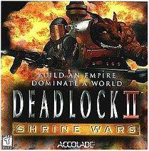 Deadlock II Shrine Wars Cover