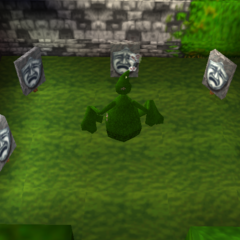 The Hedge Clown from the original <i>MediEvil</i>.