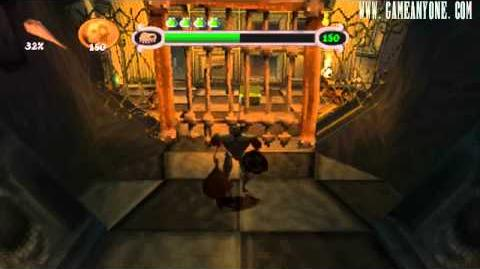 MediEvil - The Hilltop Mausoleum