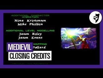 MediEvil - Credits